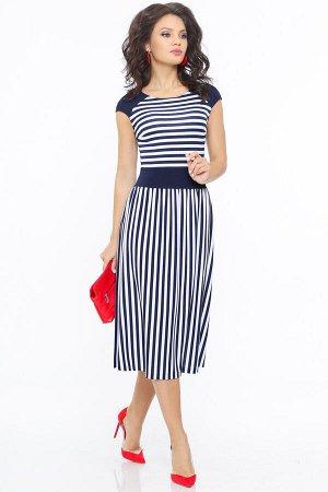 Платье Удачная полоса