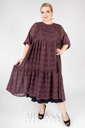 Платье PP22809PUR55