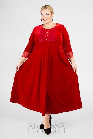 Платье PP34211RED25