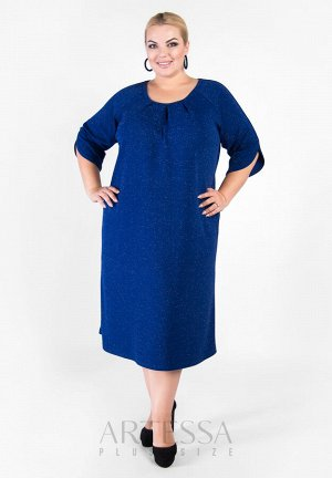 Платье PP36425BLU08