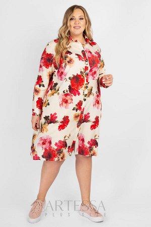 Платье PP30104FLW03