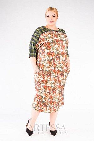 Платье PP24003GRN19