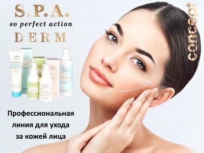 Concept. Профессиональная косметика для волос. 26 — Concept SPA derm — Защита и питание