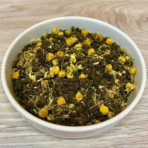 Иван-чай с ромашкой и чабрецом, 100г