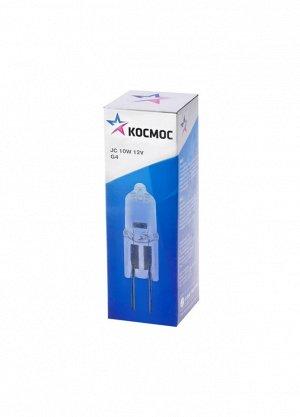 Галогенная капсульная лампа КОСМОС 10W G4 12V