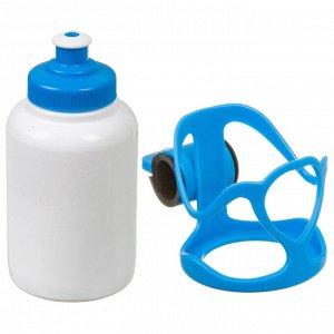 Велофляга детская STG с флягодержателем