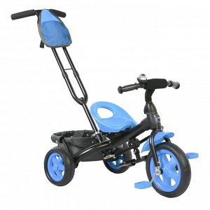 Велосипед трёхколёсный «Лучик Vivat 3», цвет синий