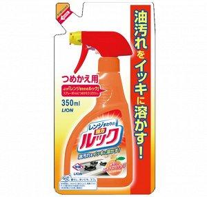 """""""Lion"""" Жидкость для газовых и электрических плит чистящая """"Чистый дом"""" 350 мл (сменная упаковка)"""