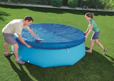 🏕️ Товары для отдыха! Стулья,палатки! ⛺ Майские праздники🥩🍖 — Тенты для бассейнов. Подстилка под бассейн! — Другое