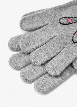 Перчатки детские одинарные