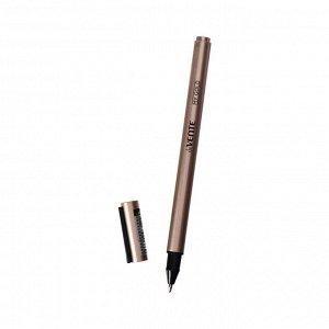 Ручка гелевая deVENTE My Gold, чёрные чернила, 0.5 мм