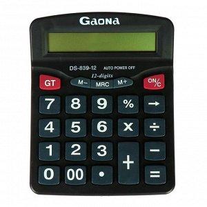 Калькулятор настольный 12-разрядный DS-839-12