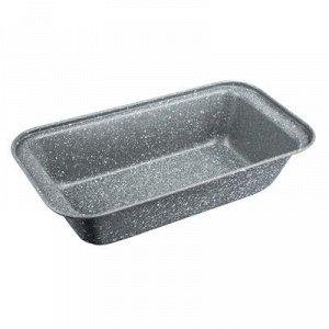 """SATOSHI Форма для выпечки хлеба, 25х13х6см, угл.сталь, антипригарное покрытие """"Мрамор"""""""
