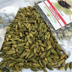 Кардамон (семена цельные)