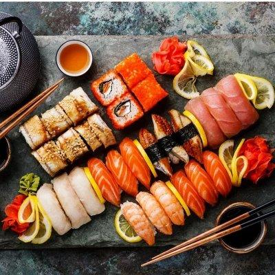 Заморожено со вкусом — Японская кухня — Азия