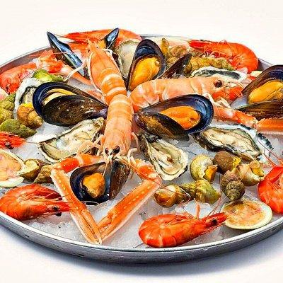 Заморожено со вкусом — Морепродукты — Рыба и морепродукты