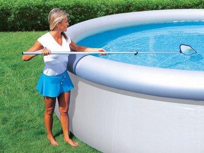 🏕️ Товары для отдыха! Стулья,палатки! ⛺ Майские праздники🥩🍖 — Набор для чистки бассейна — Спорт и отдых