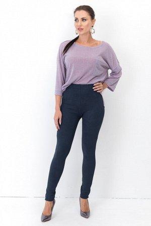 Леггинсы Комментарий стилиста: Ну какой современный женский гардероб без леггинсов? Базовая вещь, носить можно абсолютно со всем - с топом или свободным джемпером как мы представили на фото. А так же