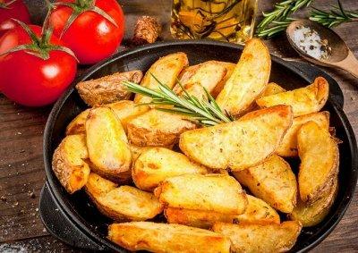 Заморожено со вкусом — Картофель фри, луковые кольца и другое. — Готовые блюда
