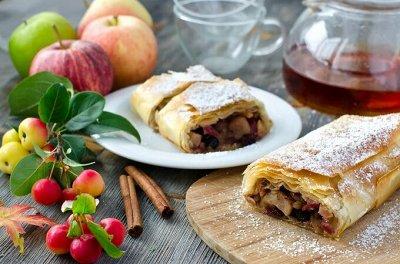 Все для вкусного завтрака!  — Новинка! Штрудель — Торты и пирожные