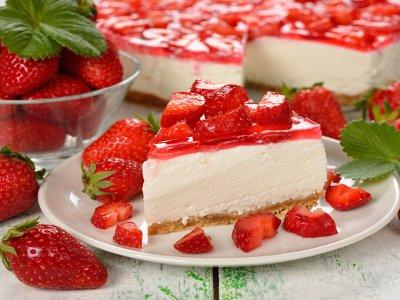 Все для вкусного завтрака!  — Чизкейки (замороженные). — Торты и пирожные