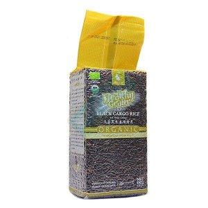 Органический тайский черный рис SAWAT-D 1 кг 1\12