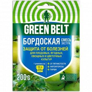 """Средство для растений """"Бордоская смесь"""" 200гр порошок, в пакете, Грин Бэлт (Россия)"""