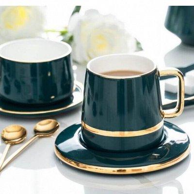 Посуда и декор, которые нравятся всем-41. Много красоты — Кружки, чайные пары, чайники — Кружки и стаканы
