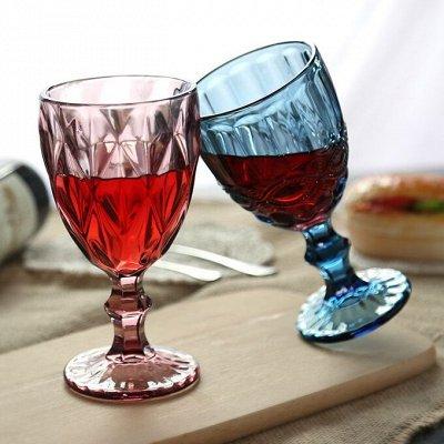 Посуда и декор, которые нравятся всем-41. Много красоты — Посуда из стекла — Кружки и стаканы