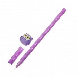 Ручка гелевая-прикол «Сова», 1 шт