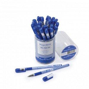 Ручка шариковая MagicWrite «Кот-морячок», узел 0.5 мм, синие чернила