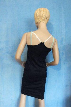 Платье Длина 94 см, ОГ 87 см, ОТ 67 см, ОБ 91 см. Имеет небольшой складской запах, при стирке уходит