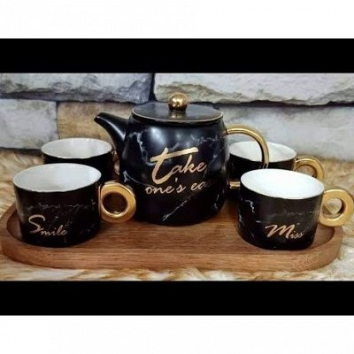 Посуда и декор, которые нравятся всем-40. Много красоты! — Фарфор. Сервизы и наборы для чая — Кофеварки и кофемолки