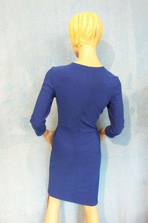 Платье 44: Рукав 43 см, Длина 94 см, ОГ 90 см, ОТ 68 см, ОБ 92 см. 46: Рукава 43 см, длина 95 см, ОГ 90 см, ОТ 72 см, ОБ 98 см. Имеет небольшой складской запах, при стирке уходит