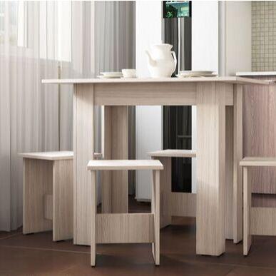 Мебель для детской БРИЗ (фиолетовый). Новинка! — Обеденные столы и уголки — Кухня
