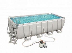 Каркасный бассейн+песочн.фил.+насос+лестн.+тент
