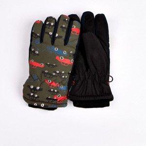 Перчатки болоньевые Русская Зима для детей