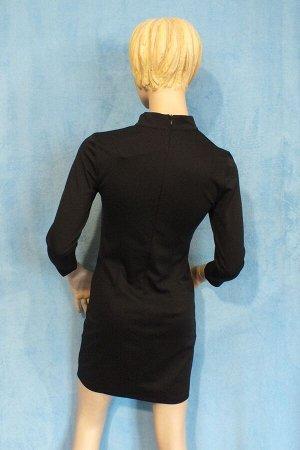 Платье Рукава 46 см, Длина 84 см, ОГ 80 см, ОТ 74 см, ОБ 88 см.  Имеет небольшой складской запах, при стирке уходит