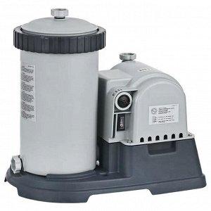 Фильтр-насос с картриджем типа «B», 9500 л/ч, 220-240V, 28634 INTEX