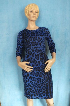 Платье Рукава 45 см, Длина 97 см, ОГ 88 см, ОТ 74 см, ОБ 94 см. Имеет небольшой складской запах, при стирке уходит