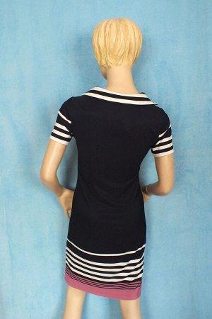 Платье Рукава 18 см, Длина 93 см, ОГ 88 см, ОТ 72 см, ОБ 90 см. Имеет небольшой складской запах, при стирке уходит