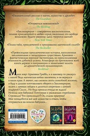 Никол Д. Ведьма и тайна Великого леса (#3)