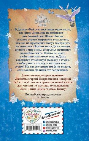 Адаптация Сары Натан Феи: Тайна Зимнего леса (выпуск 4)