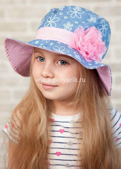 ПОЛЯРИК: Любимые шапочки на весну/лето  — Лето ДЕВОЧКИ ПАНАМКИ — Головные уборы
