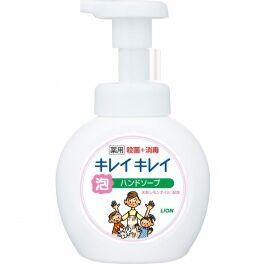 "LION Мыло-пенка для рук ""KireiKirei""с фруктово-цитрусовым ароматом помпа"