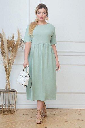 Платье Сьюзан №2. Цвет:мятный