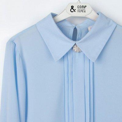 Новый бренд: Школа без рядов/гарантия цвета — ДЕВОЧКИ БЛУЗОЧКИ ДЛИННЫЙ РУКАВ — Одежда для девочек