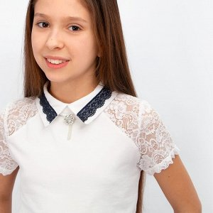 Блузка Соль&Перец короткий рукав