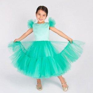 Платье Соль&Перец/Цвет: мятный