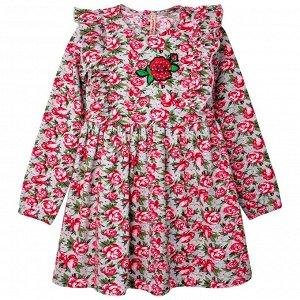 Платье Bonito Kids Цветы для девочки